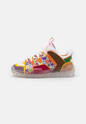 PATCHWORK SKATE  - Zapatillas - multicolor