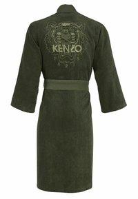 KENZO Homme - Dressing gown - khaki - 1