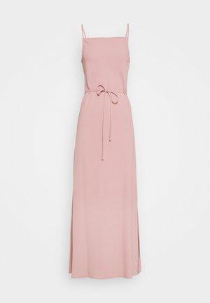 CAMI DRESS - Maxi dress - rose