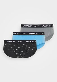 Nike Underwear - BRIEF 3PK STRETCH - Briefs - black - 4