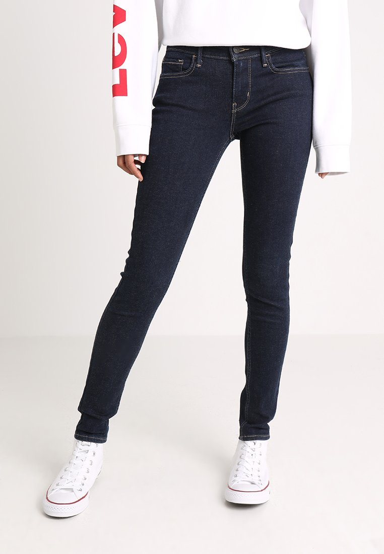 Levi's® - INNOVATION SUPER SKINNY - Jeans Skinny Fit - celestial rinse