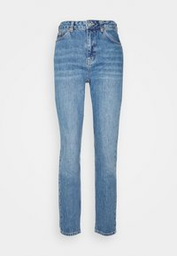 Topshop - MOM - Relaxed fit jeans - blue denim - 0