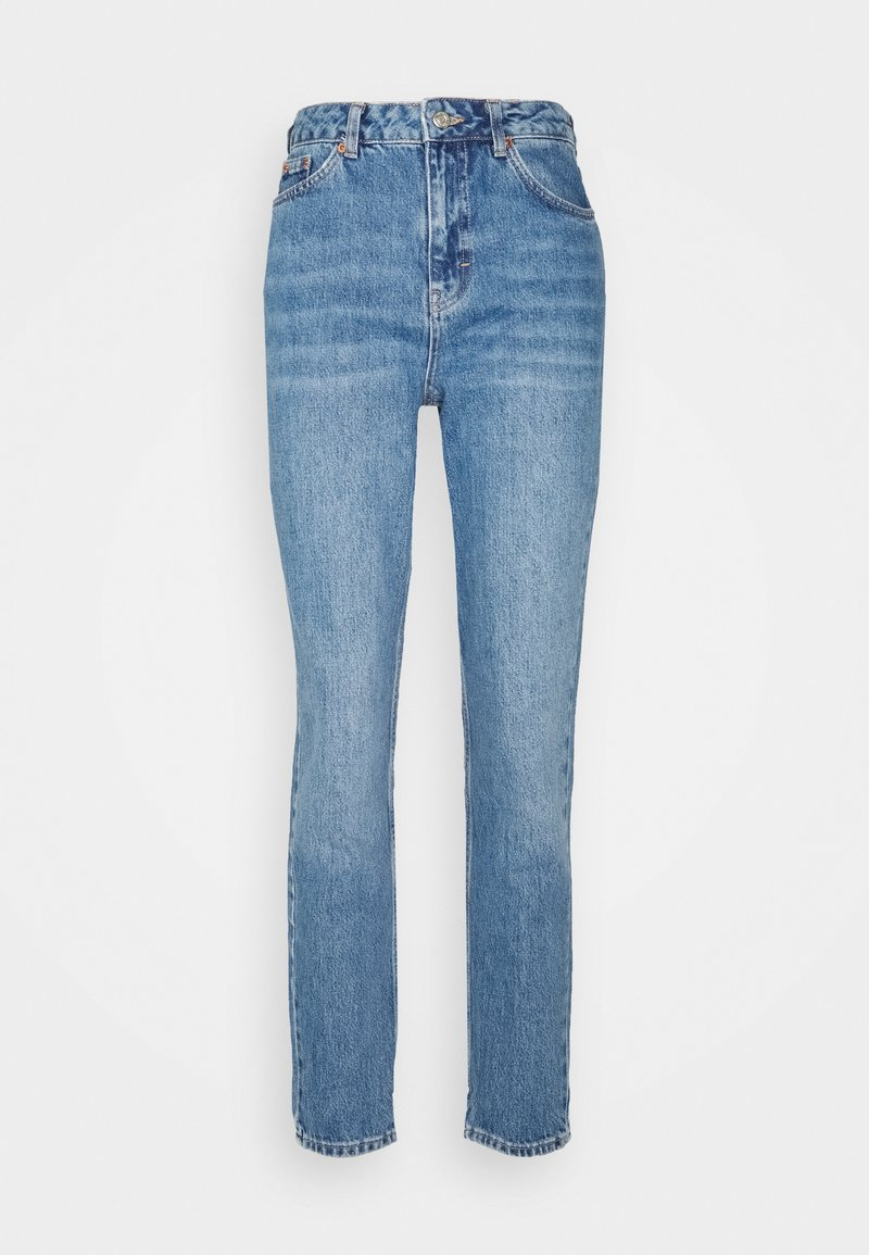 Topshop - MOM - Relaxed fit jeans - blue denim