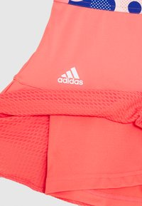 adidas Performance - FRILL SKIRT - Sports skirt - red - 3
