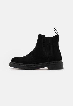 2976 MONO UNISEX  - Korte laarzen - black