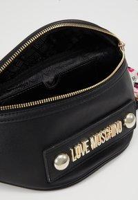 Love Moschino - Bum bag - nero - 4