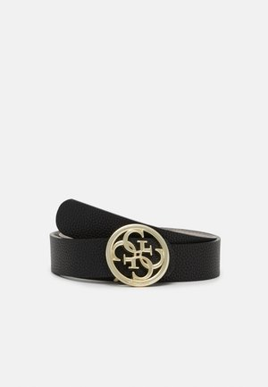 KIRBY NOT ADJUST REV PANT BELT - Bælter - black