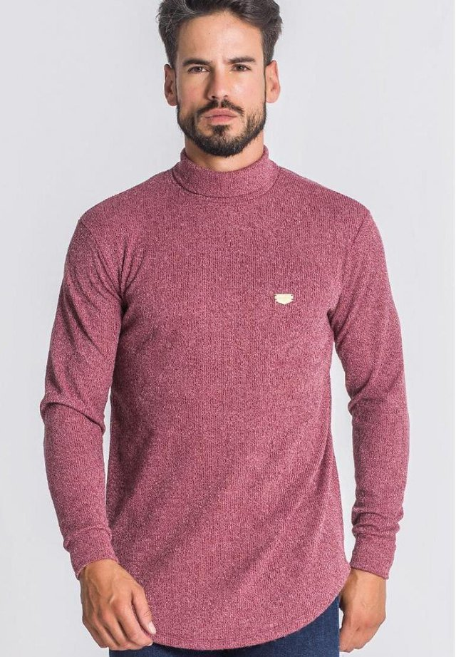 Pullover - smoky pink