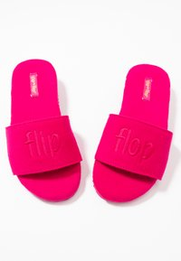 flip*flop - POOLY LOGO - Slippers - very pink - 7