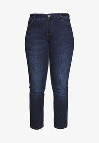 Zizzi - EMILY - Jeans slim fit - blue denim - 3