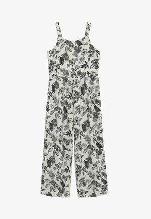 SAFARI - Jumpsuit - blanc cassé