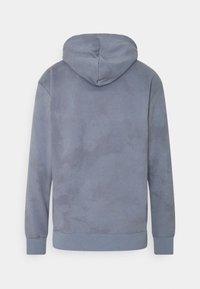 Nike SB - HOODIE UNISEX - Sweatshirt - ashen slate/midnight navy - 6
