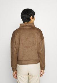 Opus - GELOUR - Sweatshirt - maple - 2
