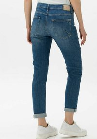 BRAX - STYLE MERRIT - Slim fit jeans - used light blue - 2