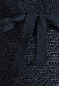 MAMALICIOUS - MLCRYSTALINE  - Pullover - navy blazer - 2