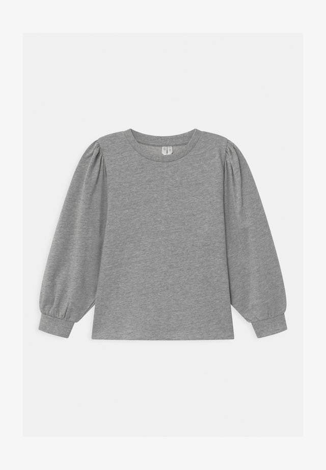 Sweatshirt - grey dusty