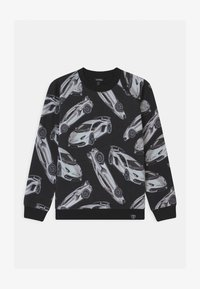 Automobili Lamborghini Kidswear - AVENTADOR - Sweater - black pegaso - 0