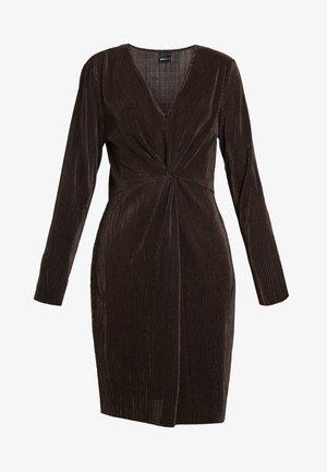 PLEATED DRESS - Vapaa-ajan mekko - java