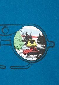 La Sportiva - VIEW - Print T-shirt - neptune - 2