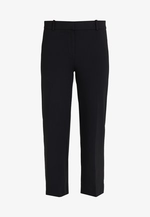EVERYBODY WIDE LEG SEASONLESS STRETCH - Pantalones - black