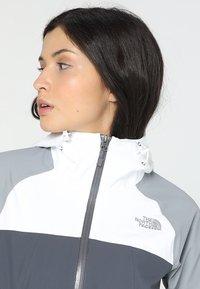 The North Face - STRATOS JACKET - Hardshell jacket - vanadis grey - 3