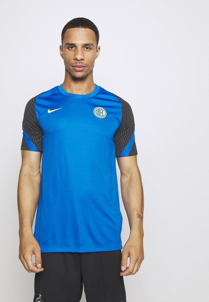 Nike Performance - INTER MAILAND  - Club wear - blue spark/black/tour yellow