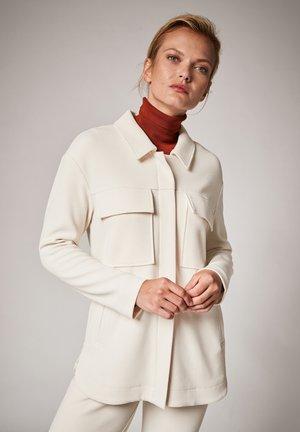Short coat - cream
