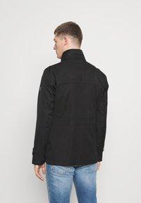 Strellson - AVERSA - Classic coat - black - 2