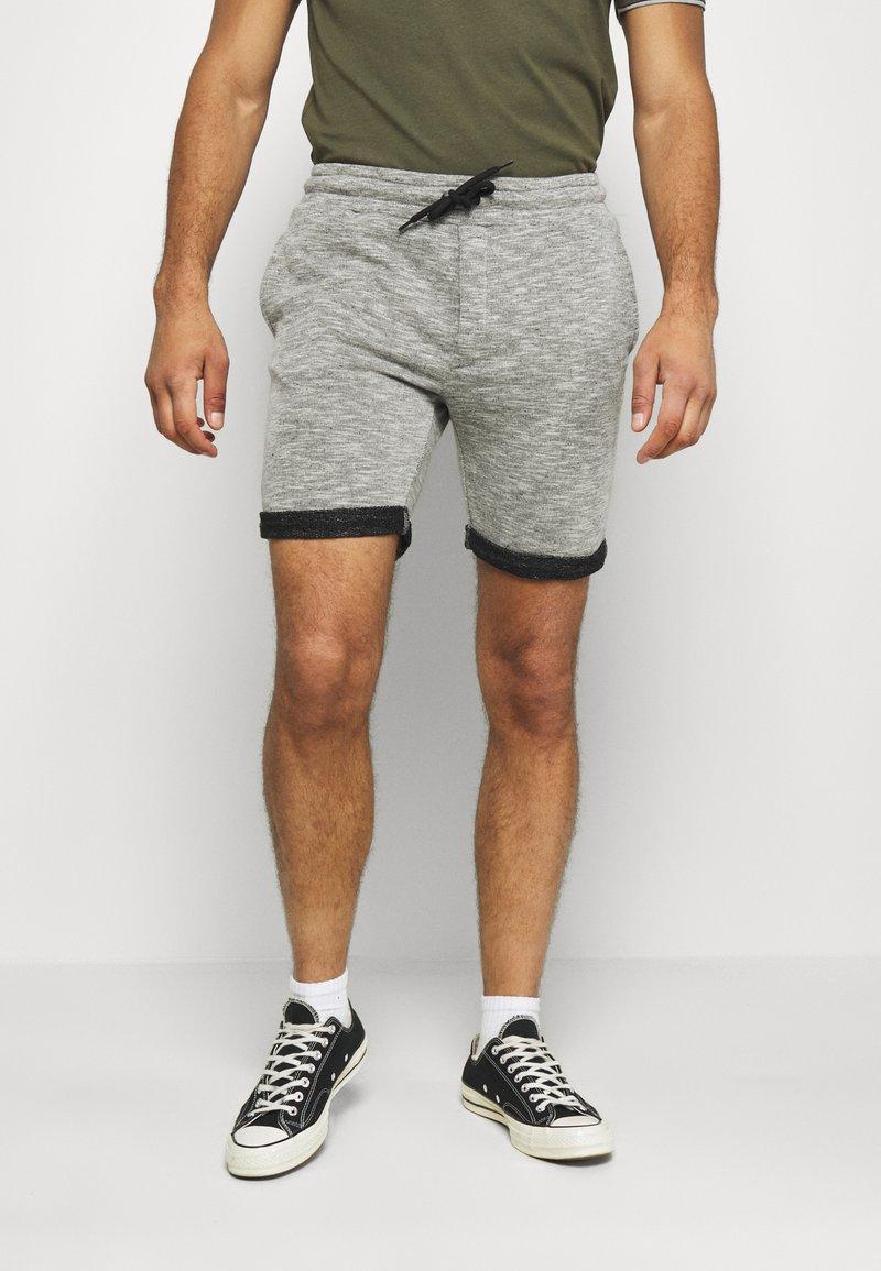 Pier One - Shorts - mottled grey