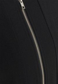 ONLY Petite - ONLPOPTRASH LIFE ZIP - Blazer - black - 2