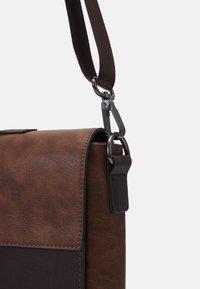 ALDO - CEDRO - Briefcase -  dark brown - 4