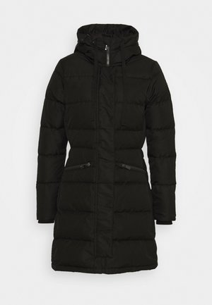 SELMA COAT - Piumino - black
