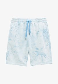PULL&BEAR - Shorts - blue - 7