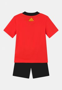 adidas Performance - SET UNISEX - Sportovní kraťasy - red/black - 1