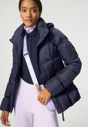 Down jacket - navy blau