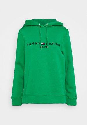 REGULAR HOODIE - Bluza z kapturem - primary green