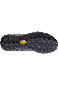 Merrell - SIREN 3 MID GTX - Turstøvler - black/black - 5