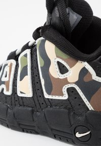Nike Sportswear - AIR MORE UPTEMPO QS - High-top trainers - black - 2
