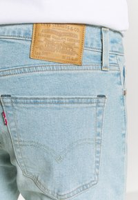 Levi's® - 511™ SLIM - Slim fit jeans - light blue denim - 5