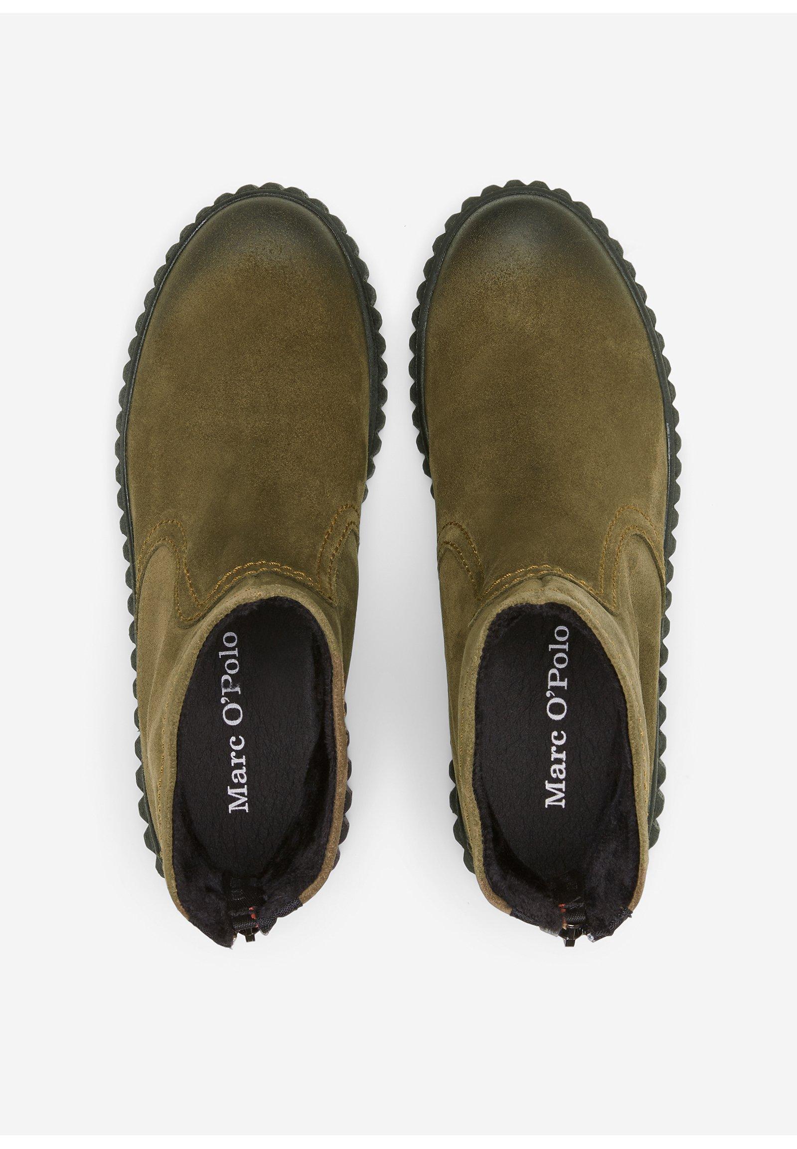 Marc O'polo Bianca - Ankle Boot Oliv/grün