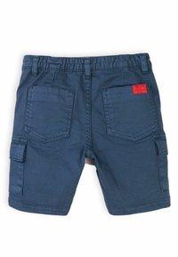 MINOTI - Pantaloni cargo - dark blue - 1