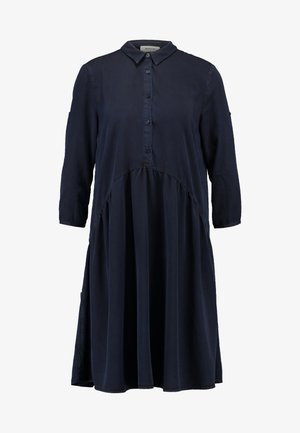REMEE DRESS - Skjortekjole - navy sky