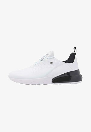 VALEN - Sneakersy niskie - white black