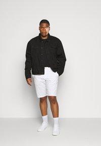 CELIO - ROSLACK - Shorts - blanc - 1