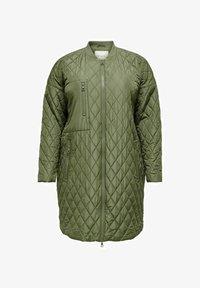 ONLY Carmakoma - Winter coat - kalamata - 5