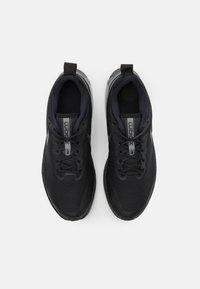 Nike Performance - AIR ZOOM ARCADIA GS UNISEX - Neutrální běžecké boty - black/dark smoke grey - 3