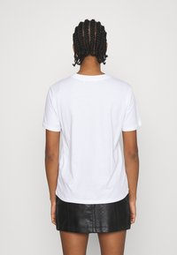 ONLY - ONLTRACY - Print T-shirt - white - 2