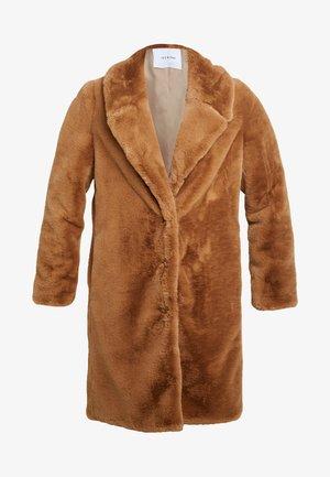 COAT - Winter coat - camel