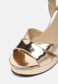 San Marina - MOANY - Platform sandals - or - 5
