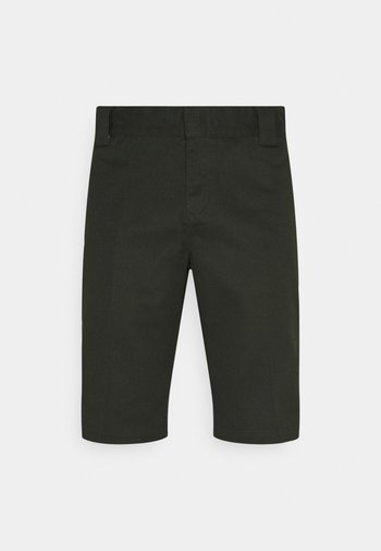 Shorts - olive green